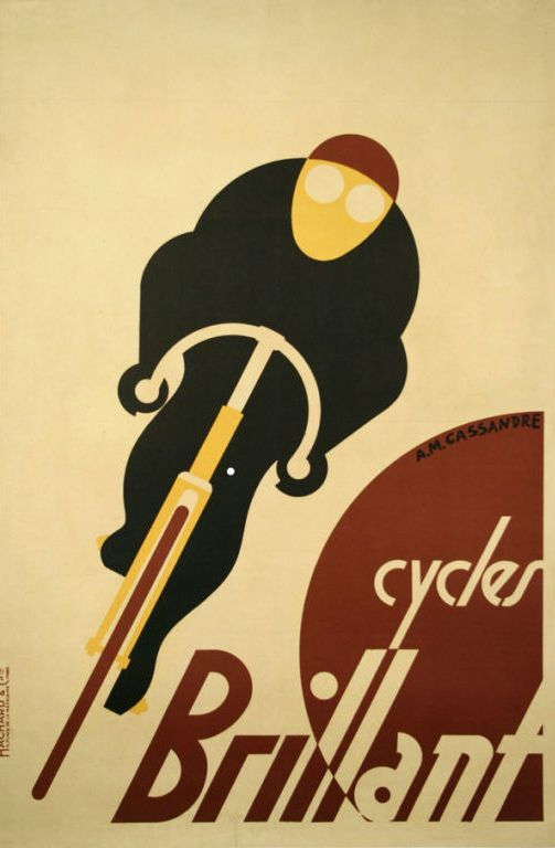 Brillant Cycles poster
